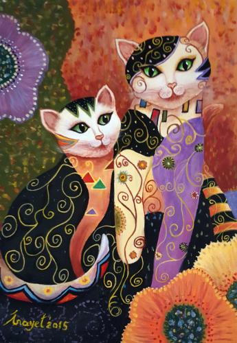 Saraylı Kediler